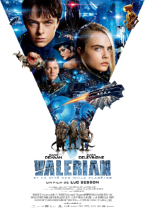 Valerian and the City of a Thousand Planets (2018)